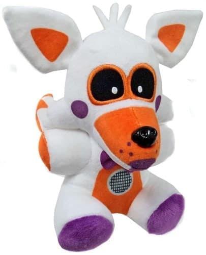 Плюшевая игрушка Лолбит 18 см (Lolbit Five Nights at Freddy's Sister Location) купить Москва