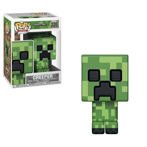 Фигурка Майнкрафт Крипер (Minecraft Creeper Funko Pop) №320 купить
