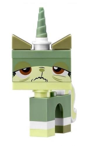 Фигурка Юникитти заболела MiniFigure - Sick Kitty Minifigure купить