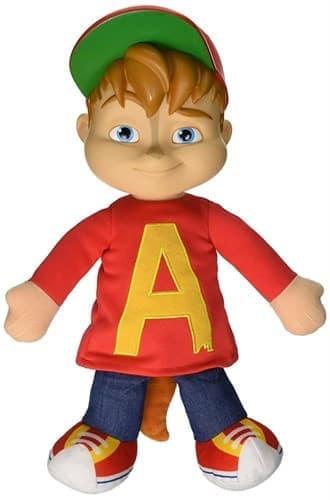 Игрушка Говорящий Элвин (Alvin & the Chipmunks, Talking Alvin) 38 см - фото 17255
