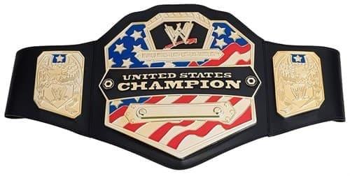 Пояс чемпиона WWE США (WWE United States Championship Belt) - фото 17485