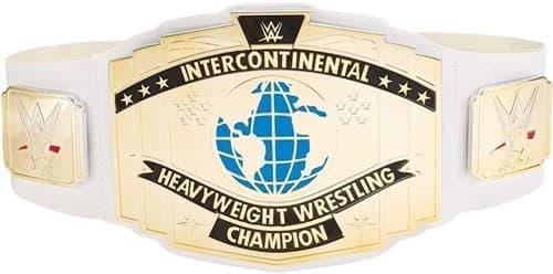 Пояс интерконтинентального чемпиона WWE (WWE Intercontinental Championship Title Belt) - фото 17491