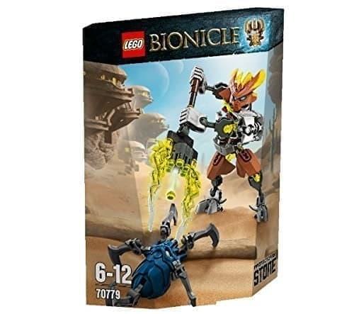 Конструктор Лего Бионикл Защитник камня (Lego bionicle: protector of stone) - фото 17523