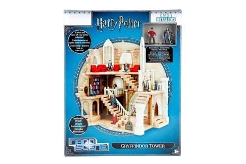 Конструктор Башня Гриффиндора (Harry Potter Gryffindor Tower) 31 деталь + 2 фигурки - фото 17556