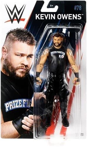 Подвижная фигурка Кевин Оуенс (Kevin Owens WWE) 15 см - фото 17679