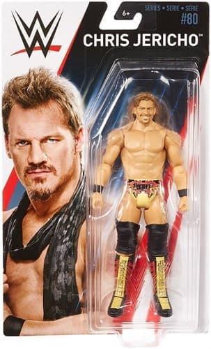Подвижная фигурка Крис Джерико (Jericho Action WWE) 15 см - фото 17695
