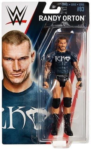 Подвижная фигурка Ренди Ортон (Randy Orton  WWE № 83) 15 см - фото 17713