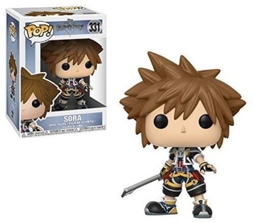 Фигурка Сора (Sora) из игры Kingdom Hearts № 331 купить