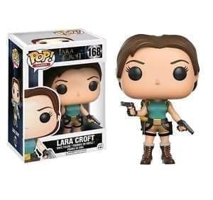 Фигурка Лара Крофт (Funko Pop Tomb Raider Lara Croft) купить Москва