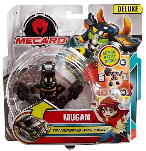 Мекард Муган Делюкс (Mecard Mugan Deluxe Mecardimal Figure) - фото 17875