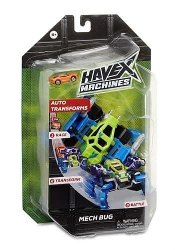 Машинка трансформер Механический жук (Havex Machines Mech Bug) купить