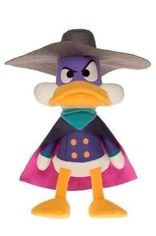 Плюшевый Черный Плащ (Disney Afternoons-Darkwing Duck) 25 см купить Москва
