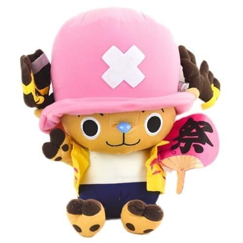 Плюшевый Чоппер Ван Пис (One Piece Chopper Plush) 30 см купить