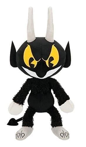 купить Плюшевый Дьявол (Devil) 20 см с игры Капхед (CupHead)