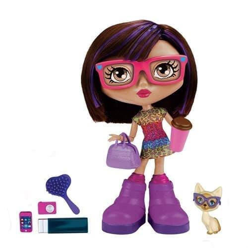 Кукла Ебби Chatsters Interactive Doll 33см - фото 18223