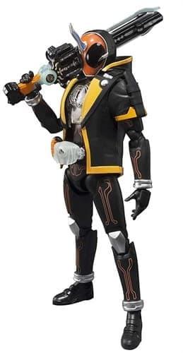 Фигурка Призрак Ори Дамаши  (Action Figure Ghost Ore Damashii Kamen Rider) 18 см купить