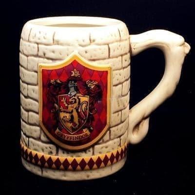 Керамическая кружка Гриффиндор (Harry Potter) - фото 19253
