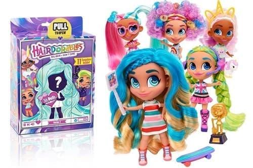 Кукла-сюрприз Hairdorables (Кукла с очаровательной прической) теперь в Москве