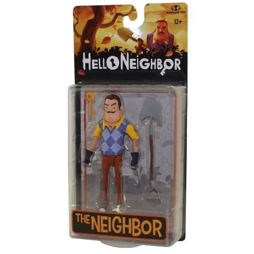 Подвижная игрушка Сосед (Hello Neighbor The Neighbor Series 1 Action Figure) 13 см - фото 20980