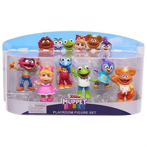 Набор фигурок герои Малыши Маппет (Muppet Babies) 6 см на сайте super01.ru
