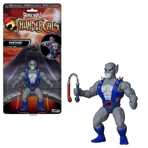 Подвижная игрушка Пансро Тандеркет (Thundercat - Panthro Collectible Figure) 13 см на сайте Super01.ru