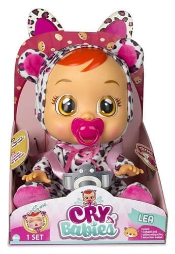 Кукла плакса Лиа (Cry Babies Lea Baby Doll) купить в Москве
