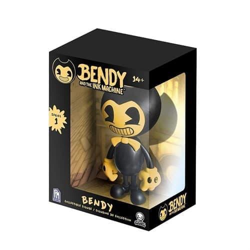 Виниловая фигурка Бенди (Bendy Vinyl - Yellow Edition) серия 1 купить в Москве