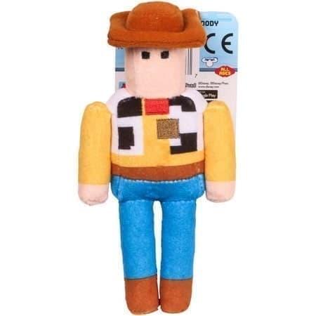 Мягкая игрушка Вуди с игры Перепутье (Disney Crossy Road) 15 см  купить в Москве