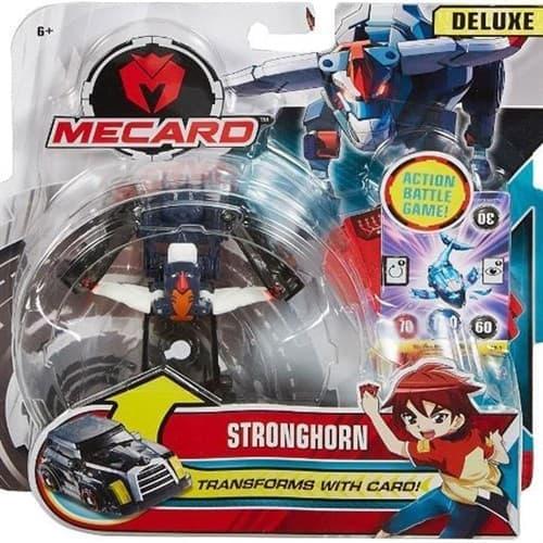 Мекард Стронхорн (Mecard Stronghorn Mecardimal Figure) купить в Москве