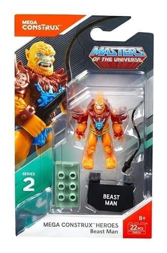 Конструктор Зверь (Beast Man Властелины Вселенной) 22 детали купить в Москве