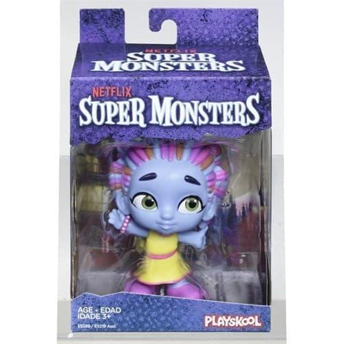 Коллекционная фигурка Зои из Супер Монстры (Super Monsters) купить