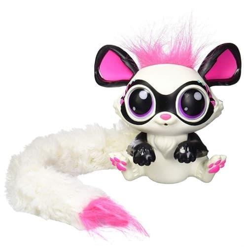 Куклы Лил Гримерс (Lil Gleemerz) бело-черного цвета 22 см купить