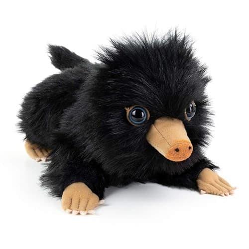 Плюшевая игрушка Нюхлер (Baby Niffler Plush Black) черный купить