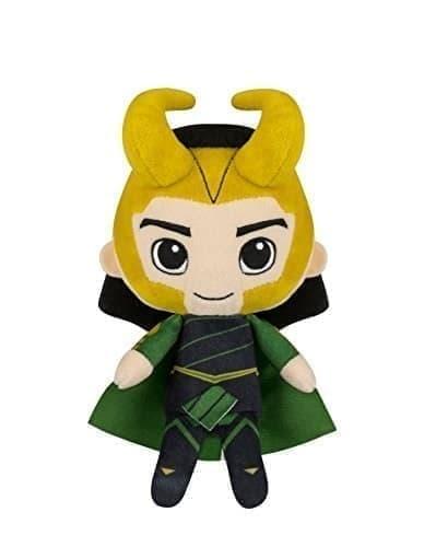Плюшевый Локи (Loki Plush) 15 см купить