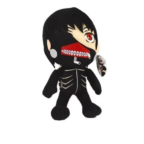Плюшевый Токийский Гуль (Кен Канеки) с черном костюме купить