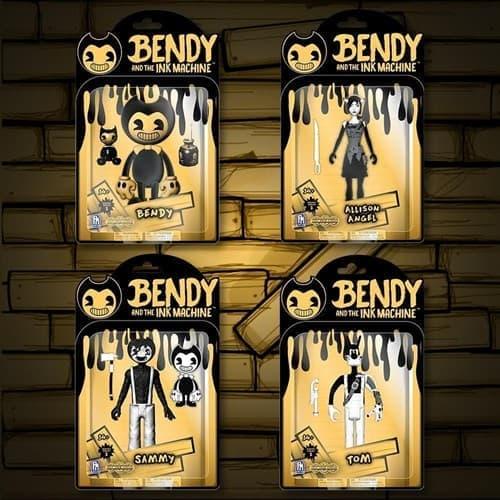 Оригинальный набор Бенди и чернильная машина серия 2 - фото 26768