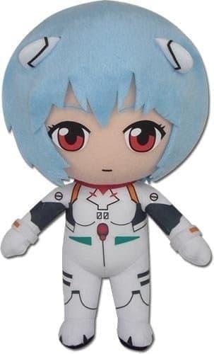 Мягкая игрушка Евангелион Рей (Evangelion Rei plush) 20 cм купить