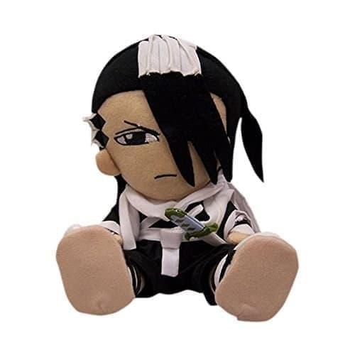 Плюшевая игрушка Бьякуя (Bleach Byakuya) из аниме Блич 25 см купить