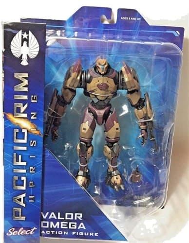 Подвижная фигурка робот Доблесть Омега (Valor Omega Avenger) Тихоокеанский Рубеж купить