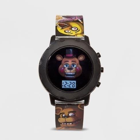 Наручные часы Фнаф (FNaF Illuminating) купить