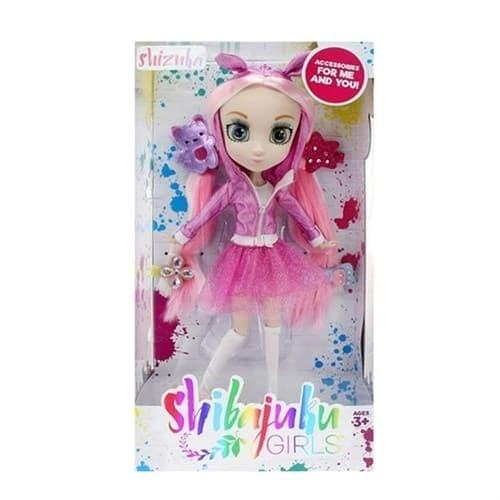 Кукла Шибаджуку Шизука (Shibajuku Girls shizuka Doll) 20 см купить