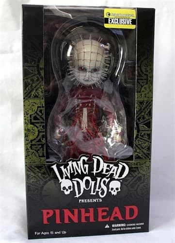 Кукла Пинхед (Living Dead Dolls Pinhead) 30 см