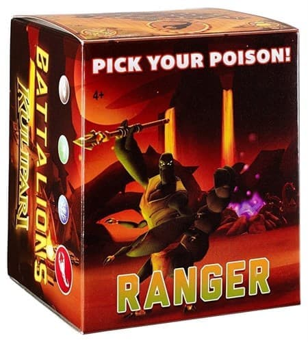 Подвижная фигурка Рейнджер Скорпион Кулипари (Ranger action toy) 10 см купить