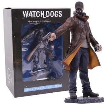 Статуетка Эйден Пирс (Aiden Pearce) из игры Watch Dogs купить