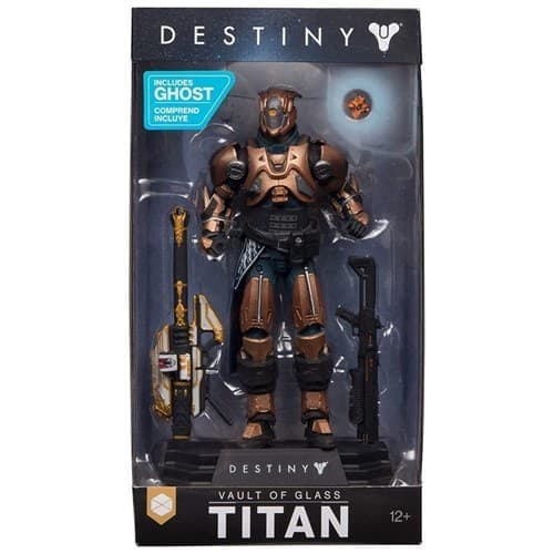 Фигурка Титана Vault of Glass — McFarlane Toys Destiny