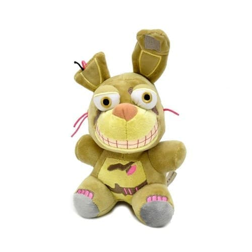 Мягкая игрушка  аниматроник Спрингтрап 18 см купить в Москве