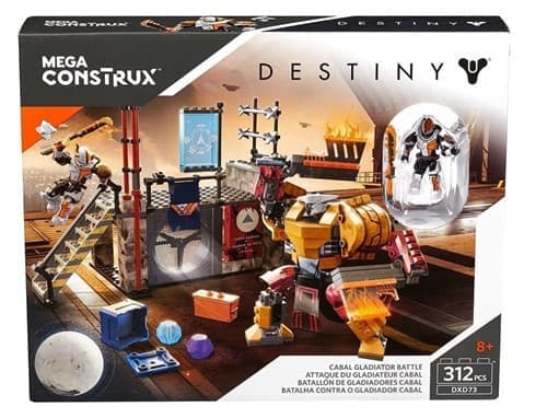 Mega Construx Destiny Cabal Bruiser Battle Building Set купить