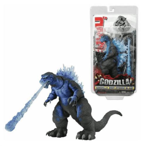 Подвижная фигурка Атомная Годзилла (Atomic Godzilla 2001) 18 см купить в Москве