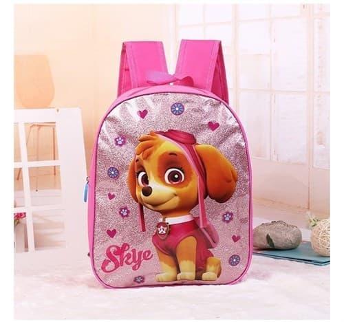 Розовый рюкзак Щенячий патруль Скай купить в москве