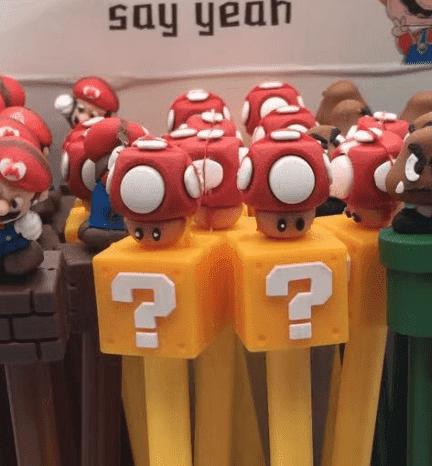 Купить ручку с Супер Марио в Москве